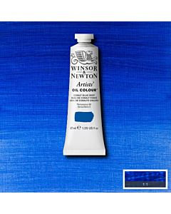 Winsor & Newton Artists' Oil Color 37ml - Cobalt Blue Deep