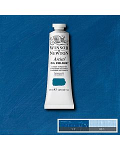 Winsor & Newton Artists' Oil Color 37ml - Cobalt Turquoise
