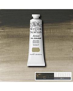 Winsor & Newton Artists' Oil Color 37ml - Davy's Grey