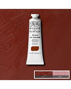 Winsor & Newton Artists' Oil Color 37ml - Indian Red