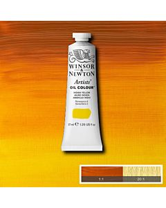 Winsor & Newton Artists' Oil Color 37ml - Indian Yellow