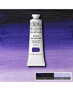 Winsor & Newton Artists' Oil Color 37ml - Mauve Blue Shade