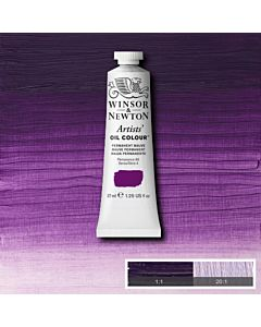 Winsor & Newton Artists' Oil Color 37ml - Permanent Mauve