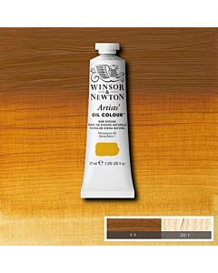 Winsor & Newton Artists' Oil Color 37ml - Raw Sienna