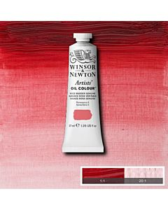 Winsor & Newton Artists' Oil Color 37ml - Rose Madder Genuine