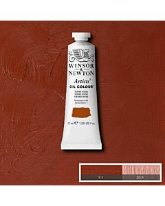 Winsor & Newton Artists' Oil Color 37ml - Terra Rosa