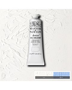Winsor & Newton Artists' Oil Color 37ml - Titanium White
