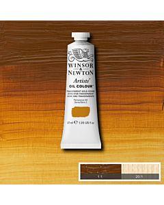 Winsor & Newton Artists' Oil Color 37ml - Transparent Gold Ochre