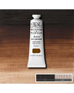 Winsor & Newton Artists' Oil Color 37ml - Van Dyke Brown