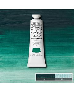 Winsor & Newton Artists' Oil Color 37ml - Viridian