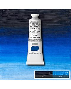 Winsor & Newton Artists' Oil Color 37ml - Winsor Blue Red Shade