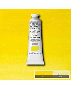 Winsor & Newton Artists' Oil Color 37ml - Winsor Lemon