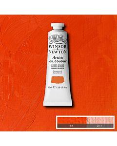 Winsor & Newton Artists' Oil Color 37ml - Winsor Orange