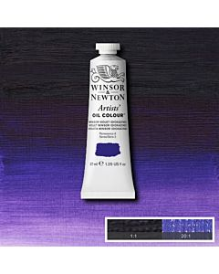 Winsor & Newton Artists' Oil Color 37ml - Winsor Violet Dioxazine