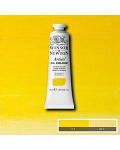 Winsor & Newton Artists' Oil Color 37ml - Winsor Yellow
