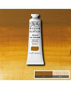 Winsor & Newton Artists' Oil Color 37ml - Yellow Ochre