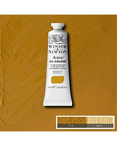 Winsor & Newton Artists' Oil Color 37ml - Yellow Ochre Pale