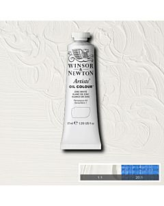Winsor & Newton Artists' Oil Color 37ml - Zinc White