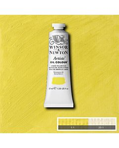 Winsor & Newton Artists' Oil Color 37ml - Lemon Yellow Hue