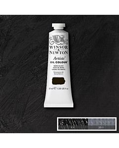 Winsor & Newton Artists' Oil Color 37ml - Mars Black