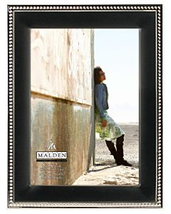 Malden Designs - Two Tone Black Frame 5x7