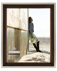 Malden Designs - Two Tone Bronze Frame 8x10