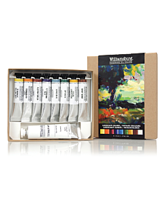 Williamsburg Oil Colors Landscape Colors Set