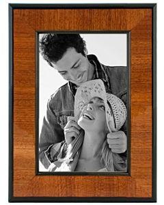 Malden Designs - Burlwood Two Toned Frame 4x6
