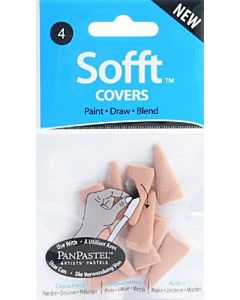 PanPastel Tools - No 4 Point Covers (10)