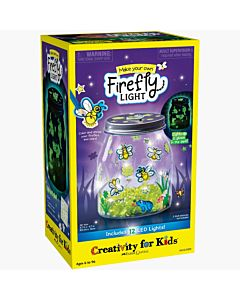 Creativity For Kids Make Firefly Lights