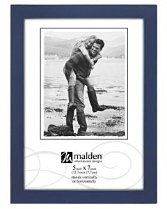 Malden Designs - Concepts Blue Frame 4x6