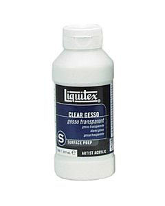 Liquitex Clear Gesso 8oz Bottle