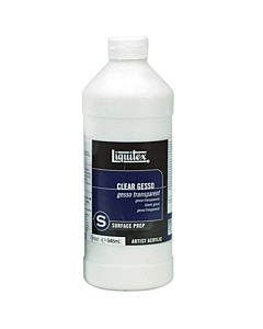Liquitex Clear Gesso 32oz Bottle