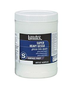 Liquitex Super Heavy Gesso 32oz Bottle