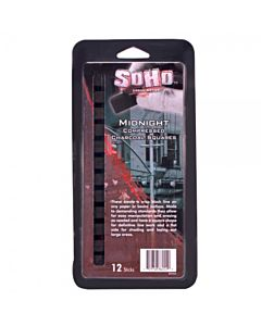 SOHO 12 Pack Compressed Charcoal Midnight