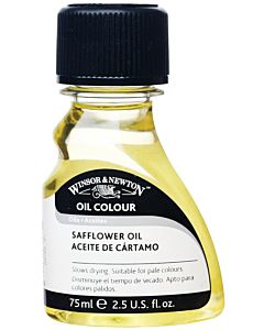 Winsor & Newton Safflower Oil 75ml
