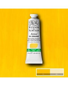 Winsor & Newton Artist Oil Colors - 37ml - Cadmium Free Yellow Pale