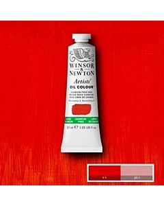 Winsor & Newton Artist Oil Colors - 37ml - Cadmium Free Red