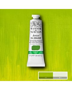 Winsor & Newton Artist Oil Colors - 37ml - Cadmium Free Green Pale