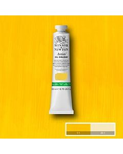 Winsor & Newton Artist Oil Colors - 200ml - Cadmium Free Yellow Pale