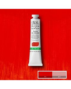 Winsor & Newton Artist Oil Colors - 200ml - Cadmium Free Red