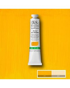 Winsor & Newton Artist Oil Colors - 200ml - Cadmium Free Yellow