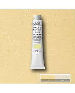 Winsor & Newton Artist Oil Colors - 200ml - Naples Yellow Light