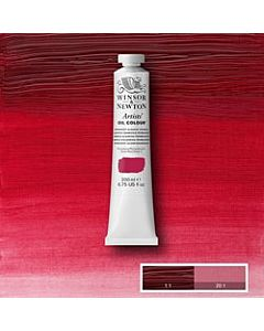 Winsor & Newton Artist Oil Colors - 200ml - Permanent Alizarin Crimson