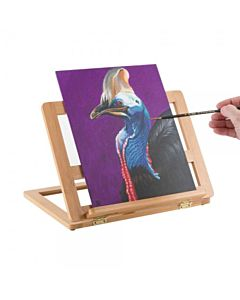 Tao Bamboo Table Easel and Drawing Stand