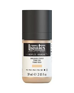 Liquitex Acrylic Gouache - 59ml - Unbleached Titanium