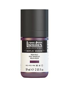 Liquitex Acrylic Gouache - 59ml - Prism Violet