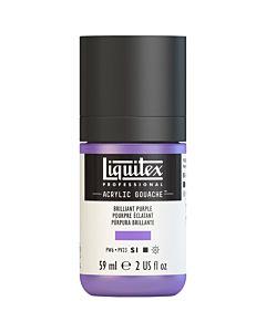 Liquitex Acrylic Gouache - 59ml - Brilliant Purple