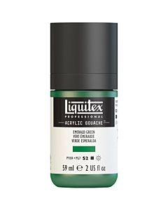 Liquitex Acrylic Gouache - 59ml - Emerald Green