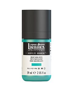 Liquitex Acrylic Gouache - 59ml - Bright Aqua Green
